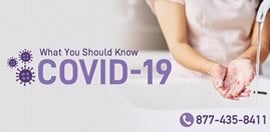 Washing your hands to help prevent the spread of COVID-19