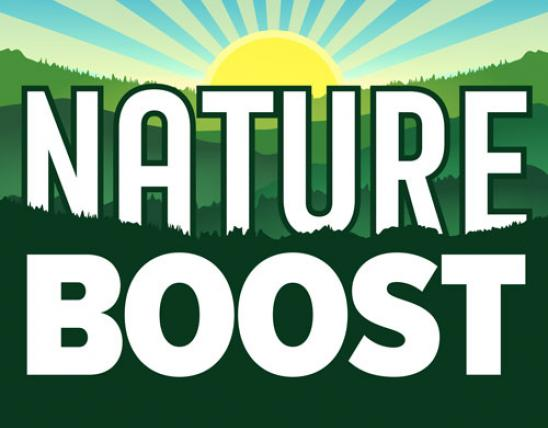 Nature Boost digital signature