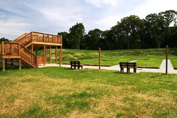 Archery Range on August A. Busch Memorial Conservation Area